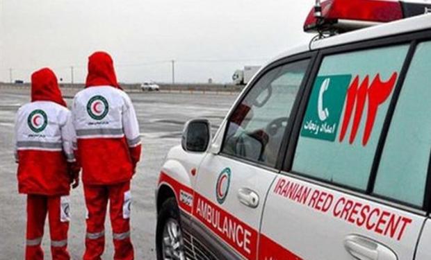 امدادگران گیلان به 125 حادثه دیده امدادرسانی کردند