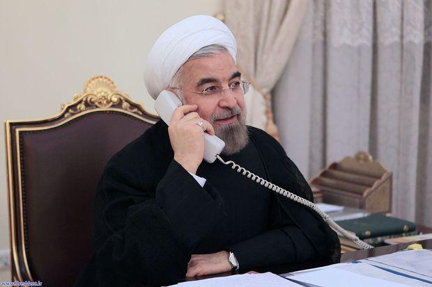 روحانی فرا رسیدن سال ۱۳۹۶ هجری شمسی را به رهبر معظم انقلاب اسلامی تبریک گفت