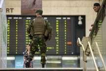 بلژیک سطح تدابیر امنیتی را افزایش داد