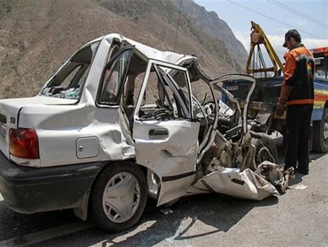 تصادف در محور سبزوارـ داورزن 5 مجروح بر جای گذاشت