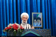 امام جمعه تهران: ساقط شدن پهپاد آمریکایی نشانه افول تمدن استکباری است