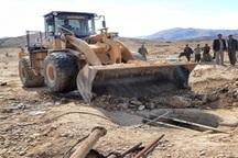 300 حلقه چاه آب غیر مجاز در خدابنده مسدود شد