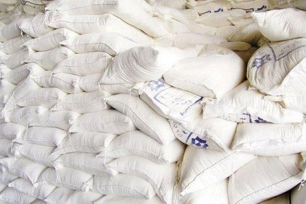 26 تن آرد قاچاق در بناب کشف شد