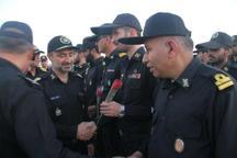 ناوگروه 58 نیروی دریایی راهبردی ارتش در بندرعباس پهلو گرفت