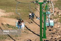مرتفعترین تلسیژ در آلوارس سرعین احداث میشود