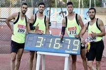 دوندگان آذربایجان شرقی ۵ مدال کشوری کسب کردند