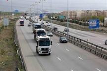 رشد 9 درصدی حمل و نقل کالای در استان مازندران