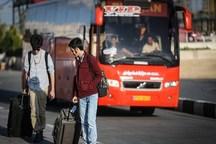 ارائه سرویس های دربستی برون شهری با ناوگان عمومی بر اساس ضوابط ویژه