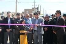 افتتاح طرح هادی روستای'قهرآباد سفلی'سقز با اعتبار پنج میلیارد ریال