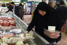فراوانی کالاهای اساسی در بازار ماه رمضان خراسان رضوی