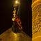 حادثه در کربلا چندین کشته و زخمی برجای گذاشت/ یک دیوار بتنی مقابل حسینیه تهرانی فرو ریخت/ هلالاحمر: هیچ زائر ایرانی در حادثه سقوط دیوار بتنی کربلا آسیب ندیده است