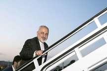 ظریف پایتخت مالزی را به مقصد تهران ترک کرد