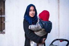 زن داعشی از ترامپ شکایت می کند