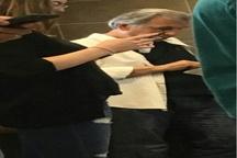 عکس جدید محمود خاوری در کانادا
