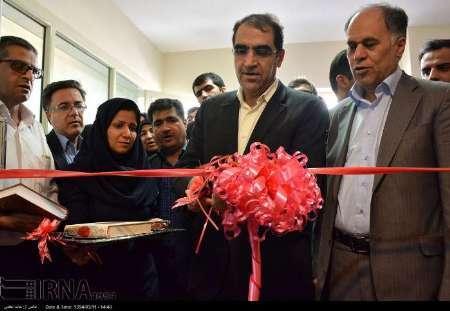 بیمارستان 35 تختخوابی میرجاوه با حضور وزیر بهداشت افتتاح شد