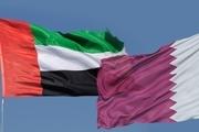 خط و نشان جدید امارات علیه قطر