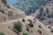 جاده پنبه کال کوهرنگ طبیعت زردکوه را از بین می برد