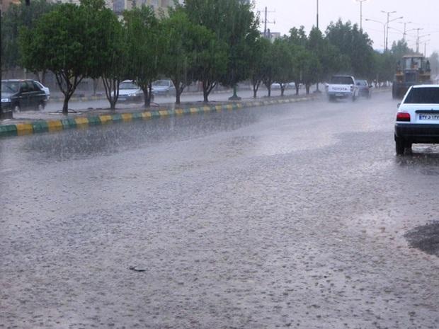 بارندگی ها امشب و فردا یکشنبه در هرمزگان شدت می یابد