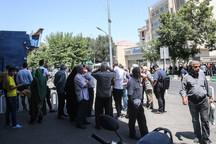 افزایش تعداد مجروحین حادثه تروریستی امروز تهران به 46 نفر