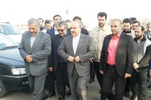 وزیر ورزش و جوانان وارد استان سمنان شد