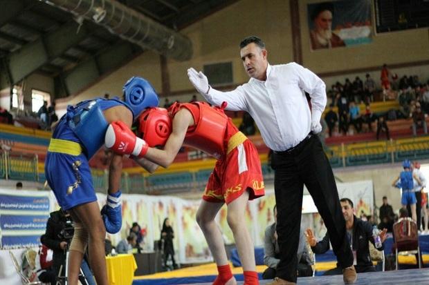 ووشو کار آذربایجان غربی مدال نقره کشور را کسب کرد