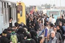 1040 اتوبوس و مینی بوس از قم، زائران اربعین را جابجا کردند