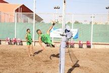 نمایندگان یزد در مسابقات فوتوالی قهرمانی ایران مشخص شدند