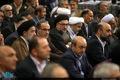 حضور محمد علی ابطحی در دیدار مسئولان نظام با رهبر معظم انقلاب