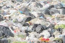 روزانه 12 تن کیسه پلاستیکی در همدان دفن میشود