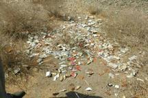 عاملان تخلیه پسماند پزشکی در آبیک تحت تعقیب قرار گرفتند