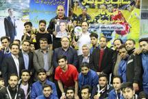 مسابقات فوتسال قهرمانی دانشجویان منطقه چهار کشور در تفرش پایان یافت