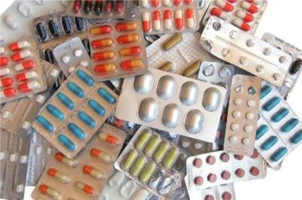 محموله داروی قاچاق در سروآباد کشف شد