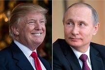 پوتین: سطح اعتماد مسکو به واشنگتن در دولت ترامپ کاهش یافته است