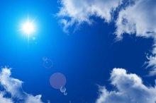 آسمان قم در زمان تحویل سال اندکی ابری خواهد بود