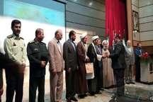 خادمان اربعین حسینی مازندران و عراق تجلیل   شدند