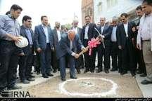 اجرای شبکه جمع آوری و نصب انشعابات فاضلاب خراسان شمالی آغاز شد