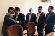 سرپرست جدید بنیاد شهید و امور ایثارگران گچساران منصوب شد+عکس