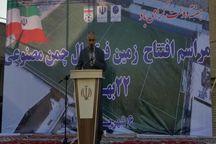 گلمحمدی: افتتاح پروژه های ورزشی نوعی عبادت است