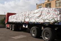 محموله میلیاردی برنج قاچاق در مراغه به مقصد نرسید