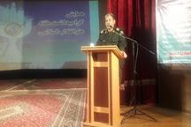 هنر انقلاب اسلامی با عنصر معنویت ماندگار است