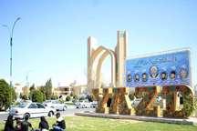 744 هزار دستگاه خودرو به استان یزد وارد شدند