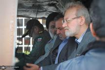 لاریجانی: مردم نگران بعد و جبران خسارت نباشند