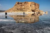 مساحت دریاچه ارومیه ثابت ماند