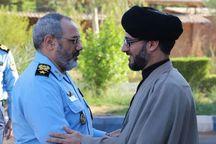 فرمانده نیروی هوایی ارتش از پایگاه چهارم شکاری دزفول بازدید کرد