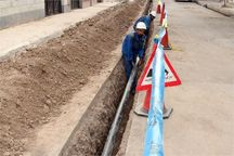 توسعه ۳۷ کیلومتر شبکه برای پیشگیری هدر رفت آب در یزد