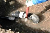 سه انشعاب غیرمجاز آب در شهر تالش قطع شد