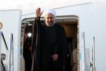 در صدر هیاتی بلند پایه, روحانی به عمان و کویت می رود