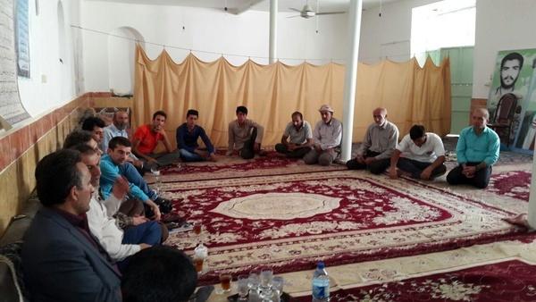 جلسهی بررسی توسعهی گردشگری روستای «مالآقا» برگزار شد