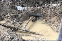 هدر رفت آب در شبکه آبرسانی باشت 25 درصد است