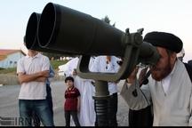 چهار گروه هلال ماه رمضان را در یزد رصد می کنند
